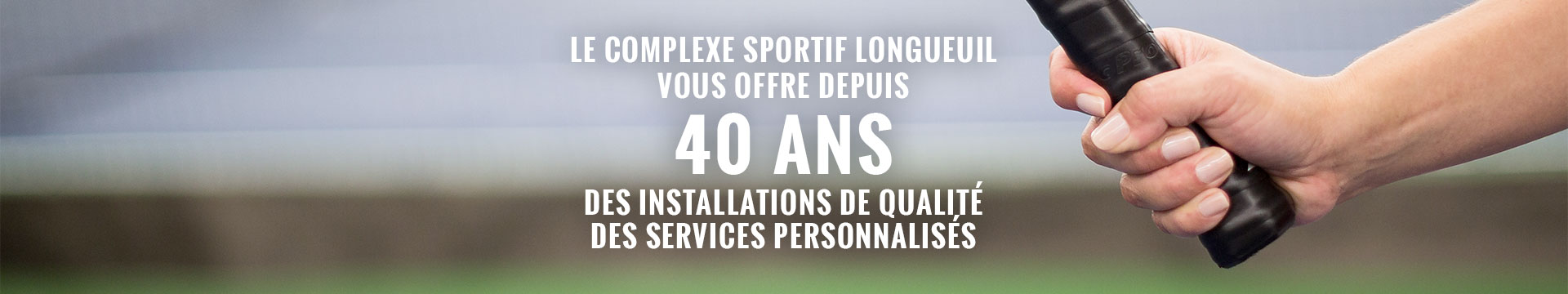 aréna du Complexe sportif Longueuil