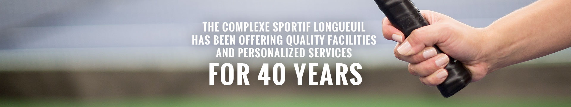40 years of quality